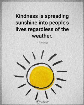 What are you doing to spread some☀️ today? #ExploreTheGood #MakeKindnessTheNorm #RandomActsofKindnessDay