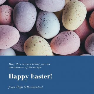 #HappyEaster #Easter2021 #High5Life #Blessed